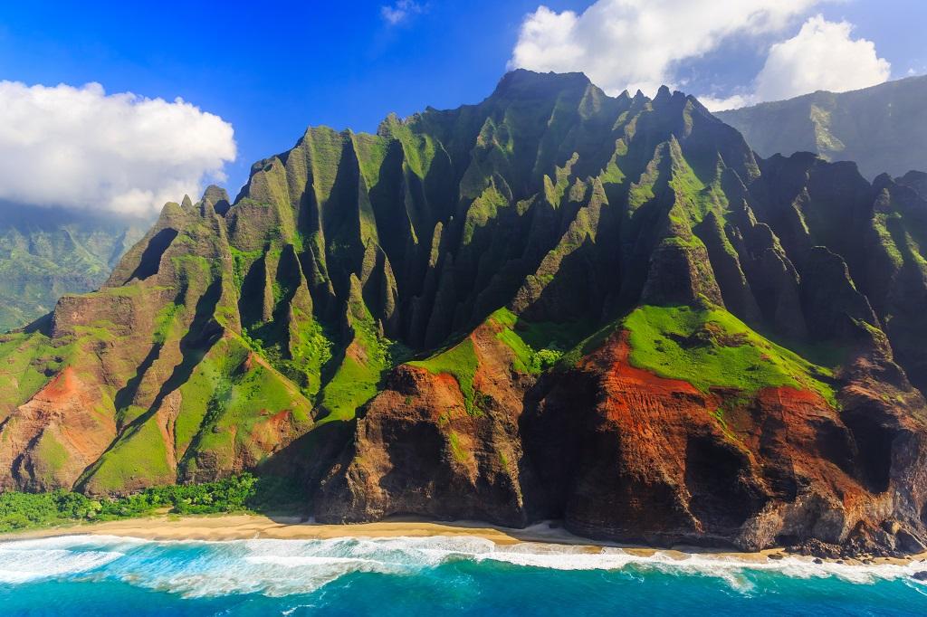 WMTs Hawaiian Cruise Travel Leaders Destinations Unlimited - Landforms in hawaii