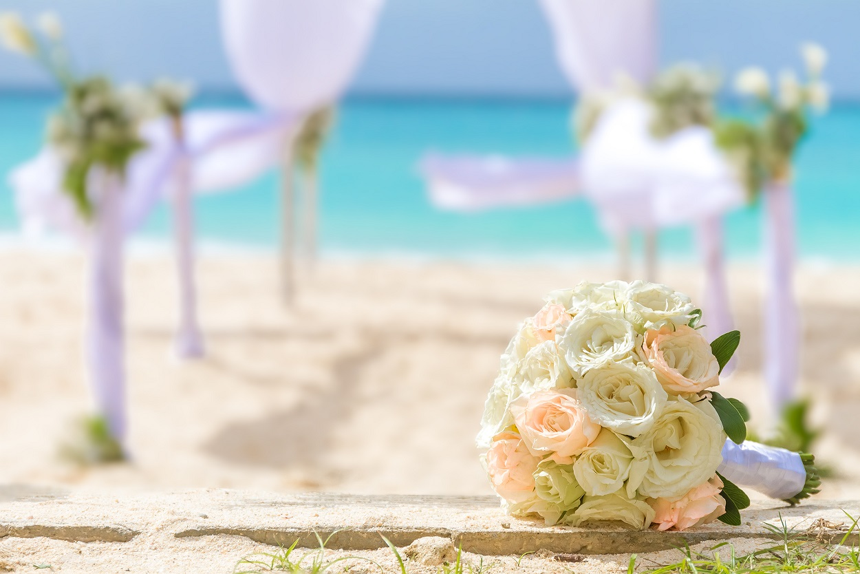Weddings In Paradise The Beach Wedding Specialists